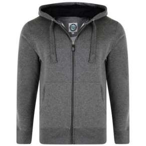 GREY HOODY By KAM