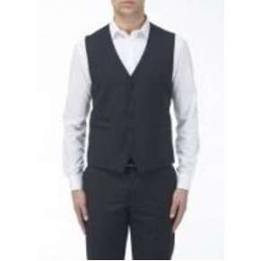 MADRID NAVY WAISTCOAT By Skopes