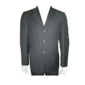 CRUZ PLAIN BLACK SUIT JACKET