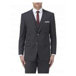 MADRID CHARCOAL SUIT By Skopes