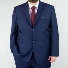 JEFFERSON NAVY SUIT By Kaymans