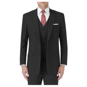 DARWIN BLACK STRIPE SUIT By Skopes