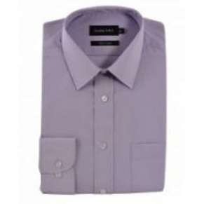 EXTRA TALL FIT LILAC SHIRT By Double Two