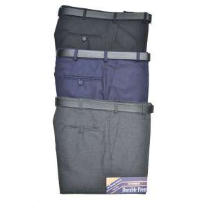 EASY-CARE TROUSERS - 2 pairs