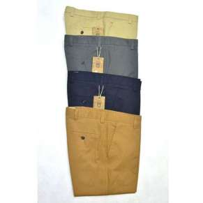 CLASSIC STRETCH CHINO TROUSERS