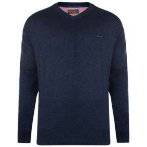 NAVY PULLOVER By Kam