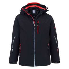 Padded Soft Shell Jacket by Kams