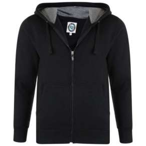 Tall Fit Fleece Zip Thru Hoody by Kams