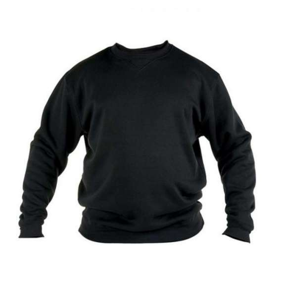 KING-SIZE CREW NECK SWEATSHIRT by Dukes 1XL - 8XL - pack of 3