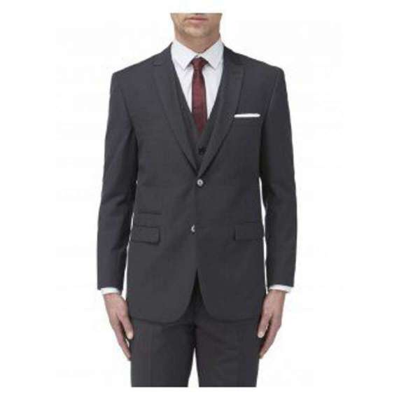 DARWIN CHARCOAL SUIT By Skopes