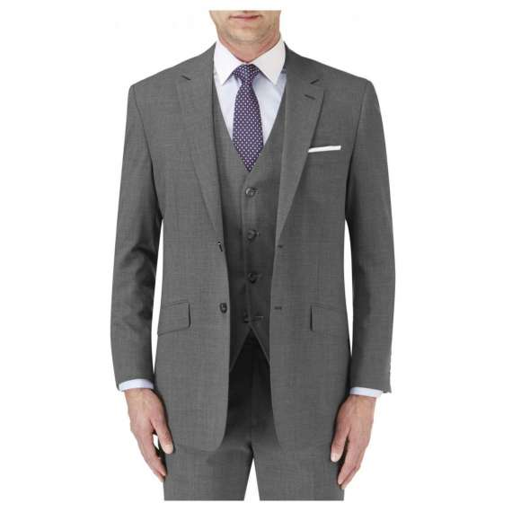 DARWIN GREY SUIT By Skopes
