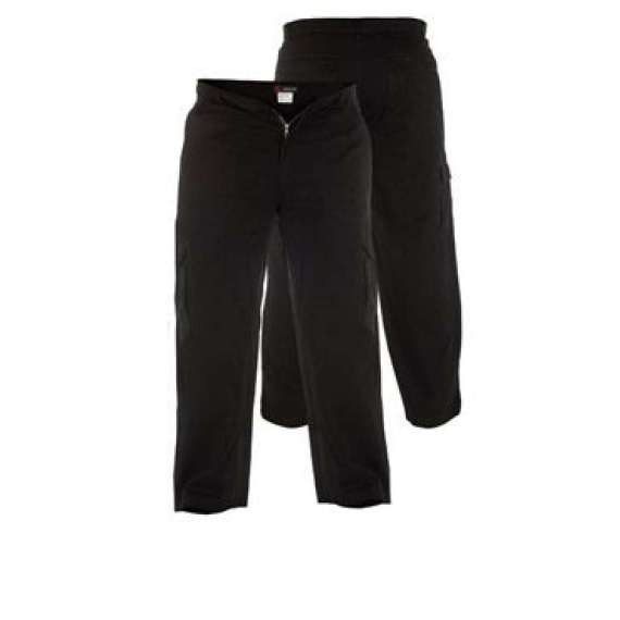 EXTRA TALL CARGO TROUSERS by KAM & DUKES - LEG LENGTH 38""