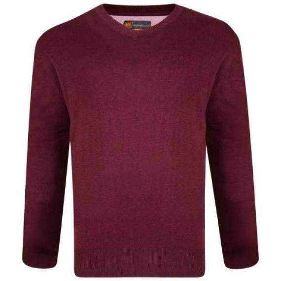 WINE PULLOVER By Kam