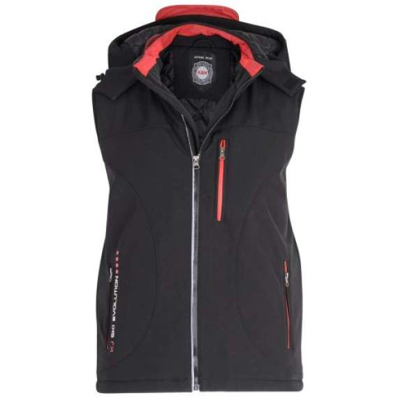 Padded Softshell Bodywarmer by Kams